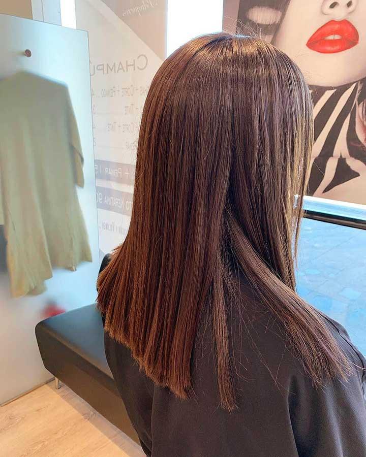 ¿Cansada de ver tu pelo encrespado y sin brillo?