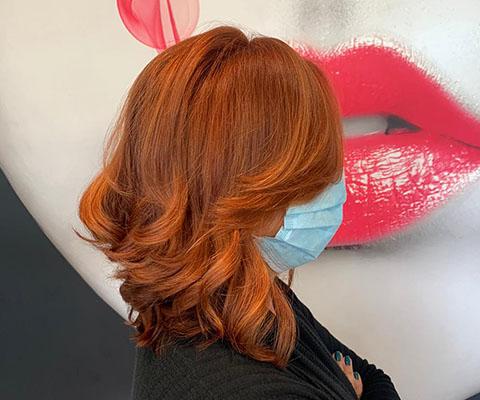 ¡¡¡ Triunfarás con los tonos cobrizo caldera en tu cabello !!